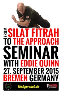 Silat Fitrah to The Approach Eddie Quinn Seminar